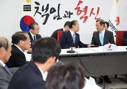 한국당, 비대위 내 소위·특위 구성안 발표…중진연석회의 부활