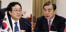 한중, 종전선언 조율할까…오늘 베이징서 북핵 수석대표 협의
