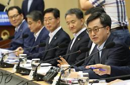 김동연, 혁신성장 지역 동참 필수...10대 지역밀착형 생활 SOC에 7조 이상 투입