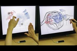 KAIST 연구팀, 3D 스케칭 기술 에어 스캐폴딩 개발