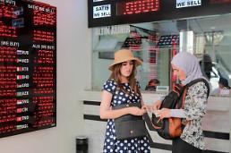 터키에 무슨 일이 벌어졌길래 화폐 가치 폭락할까?
