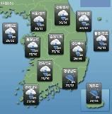 제73주년 광복절인 오늘(15일) 날씨는?…폭염 속 반가운 비 소식