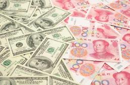 중국 위안화 고시환율(16일) 6.8946위안, 역내외 장중 6.9위안도 돌파