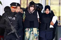 김정은 이복형 김정남 암살 동남아 여성 유죄 받을듯…북한 관여 여부 밝혀지나?