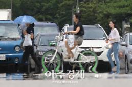 [오늘 날씨] 칠월 칠석에도 무더위 폭염 계속…서울 아침 최저 24도