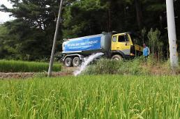 JW그룹, 충남 당진 폭염·가뭄 피해 농가 지원