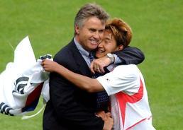 히딩크, 中 올림픽 대표팀 감독 부임…중국 현지 반응은?