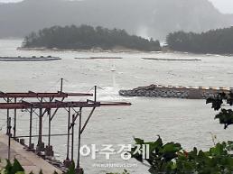 제주 할퀸 솔릭 서해로 북상 중… 전국 지자체 총력 대비