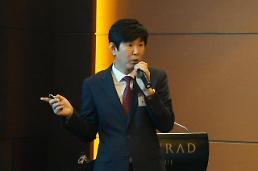 김태현 지티지웰니스 대표 미용, 의료기기로 세계시장 노크