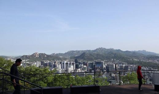[오늘날씨] 한낮 30도 화창… 나들이하기 딱 좋은 날씨