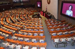 9월 정기국회 오늘 개회…규제개혁·민생법안 재협상 돌입