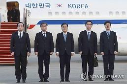 [아주종목분석] 대북 특사단 방북 소식에 경협주 상승