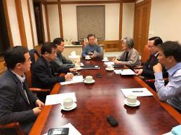 대북특사단, 선종전선언 채택·후비핵화조치이행 중재안 북측에 제시할 듯
