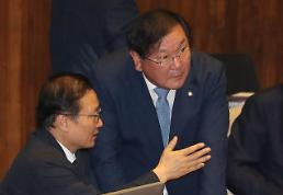 김태년, 이해찬의 공공기관 이전 반대 한국당에 김병준 입장부터 밝혀라