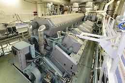 현대중공업, 여객선 엔진 수출 물꼬 텄다