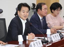 """정동영, 강남 세곡동 찾아 """"사회·경제적 약자도 좋은 주거환경 누려야"""""""