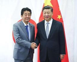 시진핑 중·일 관계 정상궤도…과거사·대만 문제는 단호