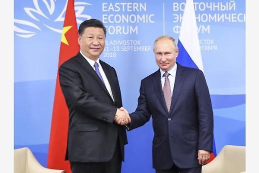 [이수완의 국제레이다] 시진핑의 러시아ㆍ일본 끌어안기