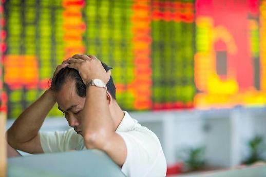 [중국증시 마감] 23년래 최저 투자증가율 상하이종합 하루만에 하락
