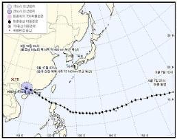 태풍 망쿳 필리핀 강타에 초토화…내일 베트남 하노이 육상으로 진출