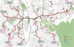 서울로7017 2단계 본격화… 인근 지역과 연결 7개 보행길 조성