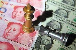 중국 위안화 고시환율(17일) 6.8509위안, 0.22% 가치 하락