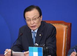 """이해찬 """"최저임금 1만원 속도조절 이미 시작…2021~2022년 검토 중"""""""