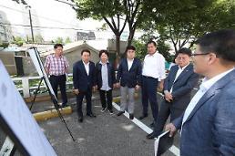 인천시의회 건교위,  도시재생 뉴딜사업 및 현안사업 점검