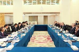 중국 상무부 부장, 삼성 등 다국적기업들 소집  美 보호무역 세계경제에 타격