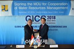 한국수자원공사, 인도네시아와 물 분야 협력 나서