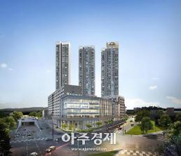 [천안시] 동남구청사부지 복합개발사업 순풍