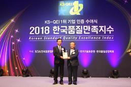 포스코건설, 한국품질만족지수 아파트부문 10년 연속 1위