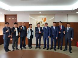 대한건설협회, 몽골건설협회 대표단과 협력방안 논의