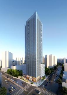 호반건설, '용산 국제빌딩 주변 제5구역 도시환경정비사업' 시공사로 선정