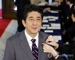 최장기 총리 아베, 10월 1일 개각...망언 제조기 아소 다로 유임