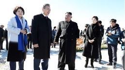 [평양 남북정상회담] 문재인·김정은, 백두산 평화의 큰 걸음… 백두산 관광 시대 올 것
