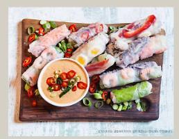 알펜시아에서 맛 보는 태국·베트남 쉐프의 비법 전통음식
