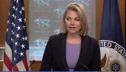 美 국무부 北 비핵화 먼저..대북 제재 이행도 계속