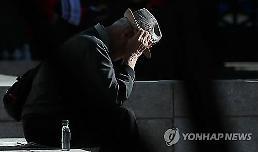 한국사회에 독거노인이 늘고 있다