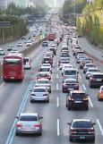 [포토] 이시각 고속도로교통상황은?