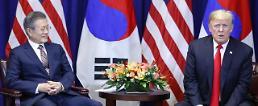 청와대 대북제재 계속…北에 밝은 미래 보여주며 비핵화 견인