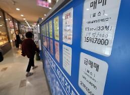 부동산 허위매물 신고, 9·13 대책 후 44%↓