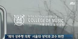 제자 성추행 파면 서울대 교수, 음란 사진 요구해놓고 억울?…법원은 기각