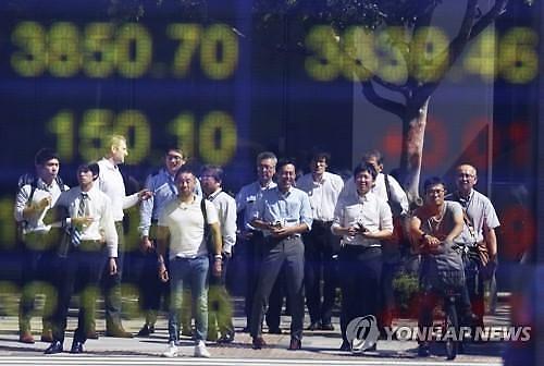 日증시 닛케이 지수 27년래 최고치 재경신
