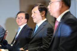 """이주열 """"금융불균형 누증, 기업투자도 미흡"""""""
