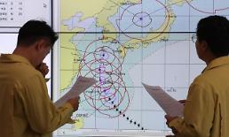 국내 5~6일 태풍 콩레이 영향권…부산·제주도 태풍특보 예고