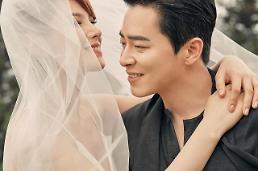 [AJU★이슈] 기쁠때나 슬플때나 함께 하겠다 조정석♥거미, 최근 언약식…5년 열애→부부