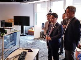 고삼석 상임위원, CJ ENM '다이아티비' 스튜디오 방문
