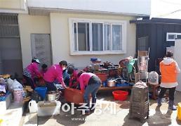 경북도, 태풍피해지역에 응급복구비 5억 원 긴급 지원