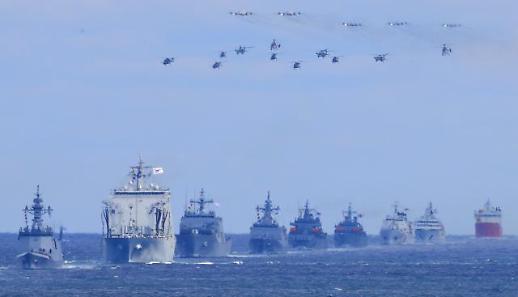 [포토] 해군 최신예 함정 총출동